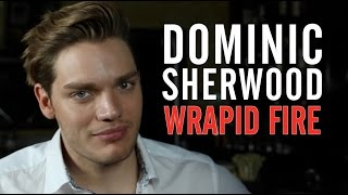 Wrapid Fire: 'Shadowhunters' Star Dominic Sherwood on Runes, Costumes and First Kiss