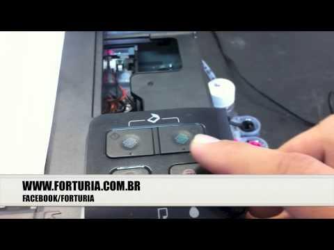 Reset Epson TX125 - Forturia A Casa do Bulk Ink