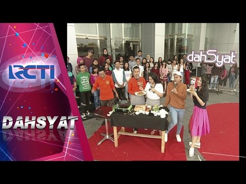 download lagu DAHSYAT - So Sweet Banget Raffi Masakin Gigi 25 April 2017 gratis