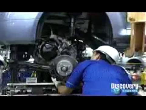 FABRICACION AUTOMATIZADA DE AUTOMOVILES