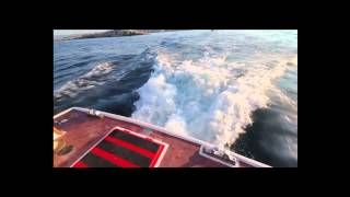 Croatian Power Boats Crikvenica (CPB Superfast) unstabilised
