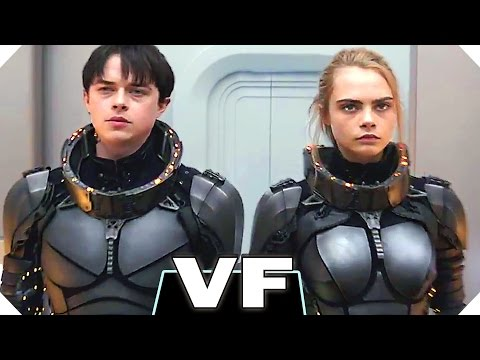 VALERIAN (Luc Besson, Science Fiction - 2017) / Bande Annonce VF streaming vf