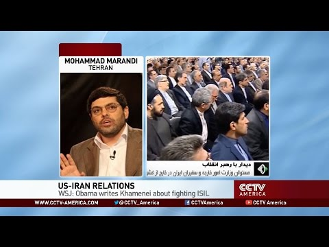 Professor Mohammad Marandi talks about Iran's reaction to Obama's letter