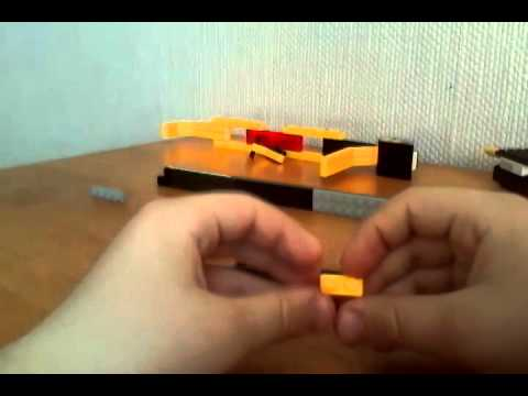 LEGO Sniper  rifle INSTRUCTIONS PART 3