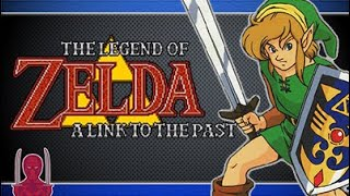 The Legend of Zelda: A Link to the Past Complete Story Explained