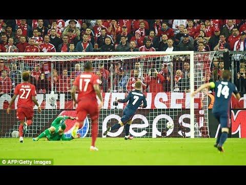 Bóng đá 24/24 - Bayern 2-1 Atletico (chung cuộc 2-2): Griezmann đưa Atletico vào chung kết