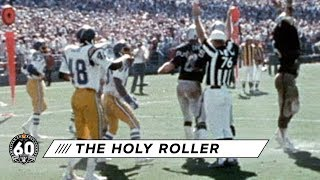 'NFL 100 Greatest' No. 26: The Holy Roller | Raiders