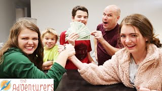 Most Money Wins! I That YouTub3 Family The Adventurers