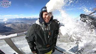 【パークアイテムオープン】シーズン初めだけど色々遊べる竜王スキーパーク竜王シルブプレ5-4