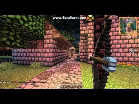 MineCraft - MIneClub #7 - OITC - Красивый выстрел