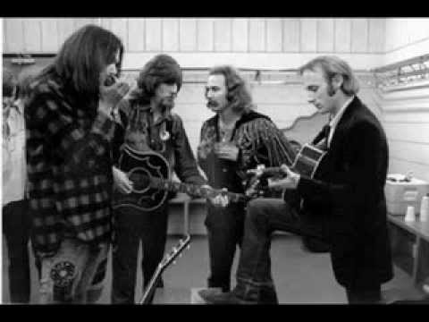 Crosby, Stills, Nash & Young - Carried Away