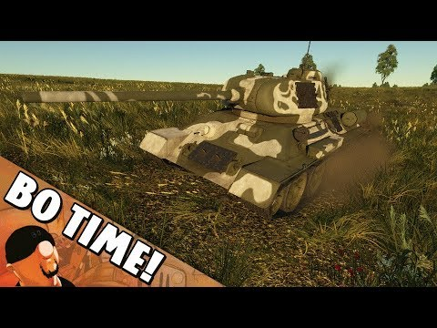 "War Thunder - T-34-85 ""Unleash The Bias?"""