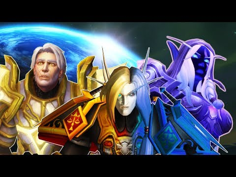 The REAL Child Of Light And Shadow; Why Arator Is Important In World Of Warcraft Legion And Beyond