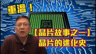 【晶片故事之一】晶片的進化史  〈蕭若元:理論蕭析〉2018-04-25