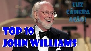 TOP 10 - Trilhas sonoras do John Williams