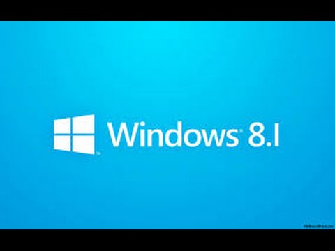 How To Install Windows 8.1 On External Hard Drive