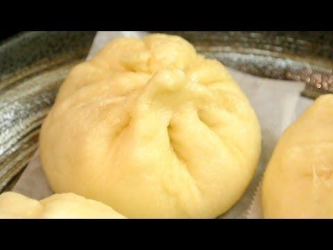 How to make Nikuman(steamed pork buns) 肉まんの作り方