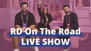 🔴 RD On the Road Live Show | Acompanhe AO VIVO a cobertura completa do evento 🎤🎉
