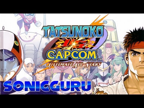Tatsunoko Vs. Capcom: Ultimate All-Stars review   SONICGURU