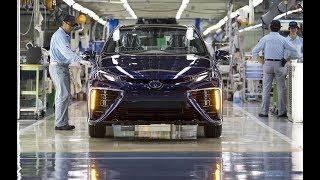 Toyota Mirai FULL PRODUCTION in Japan streaming