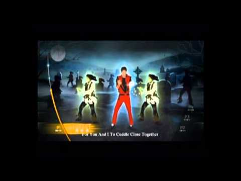 Michael Jackson The Experience Wii: Thriller 5 Stars