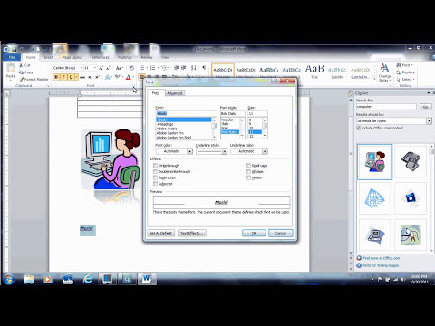 Difference between MS Office 2003 and MS Office 2010