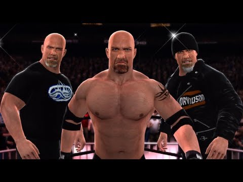 WWE '13 Community Showcase: Goldberg (Xbox 360)