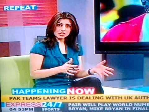 Huma Amir Shah - Hot Boob Show