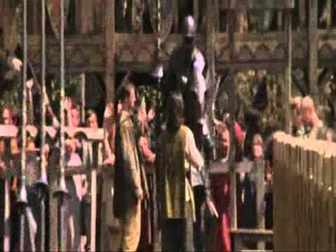 Высоцкий Владимир - Про любовь в средние века