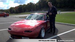 Review: Modified 1991 Mazda MX-5 Miata