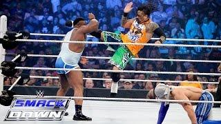 Jimmy Uso vs Big E vs Fernando vs Cesaro - Fatal 4-Way Match: SmackDown, March 26, 2015