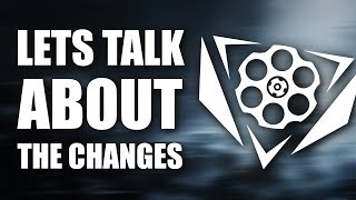The Division | 1.8.3 Striker Changes & What it Could mean for TD2