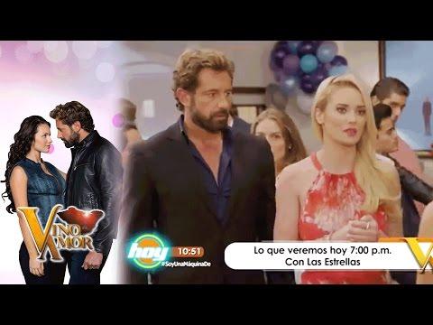 Vino el amor | Avance 23 de noviembre | Hoy - Televisa