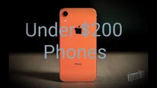 Best budget phones under $200