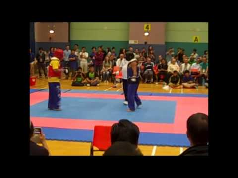 World Choy Lee Fut Invitational Tournament 2013: 59 yr old Fighter Image 1