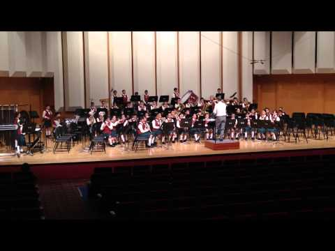 SYF 2014 - Symphonic Band Finals - Rosyth School