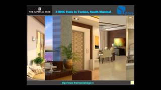 Luxury 3 BHK Flats in Tardeo, South Mumbai by The Imperial Edge