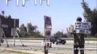 Watch Fifth Lemon Shaped Rock video
