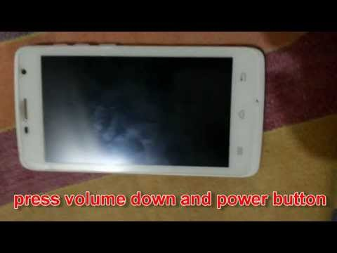 karbonn a27 plus Hard reset