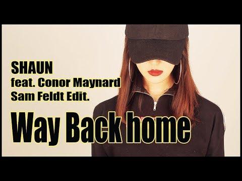 SHAUN - Way Back Home (Feat.Conor Maynard) [Sam Feldt Edit.] COVER | [CVS]