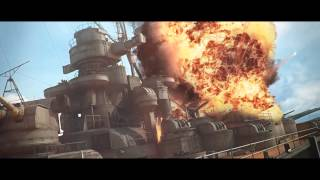 World of Battleships Trailer at E3 2012