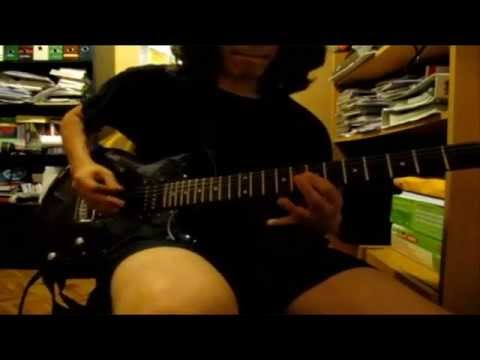 As I Lay Dying - Through Struggle (cover)