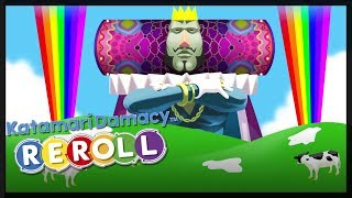 Katamari Damacy Reroll Let's ROLL! (Nintendo Switch)