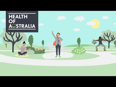 Take The Test at Health of Australia