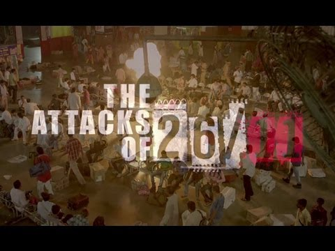 The First Blast At CST - The Attacks Of 26/11