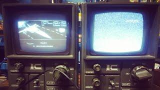 Update: Weird CRT TVs and Retro Gaming