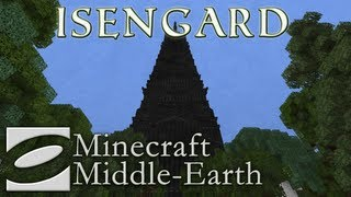 Isengard - Minecraft Middle-Earth