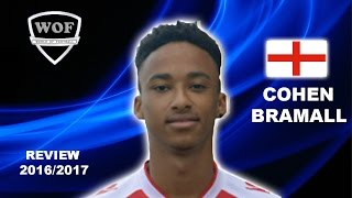 COHEN BRAMALL | Hednesford Town | Skills & Assists | 2016/2017 (HD)