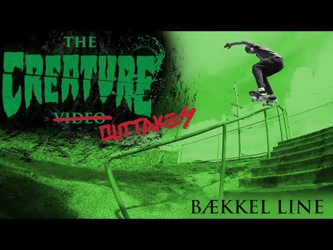 The Creature Video Outtakes: Kevin Baekkel Raw Line