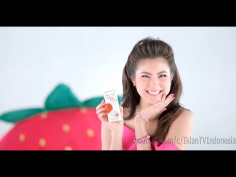 Iklan Heavenly Blush Yogurt